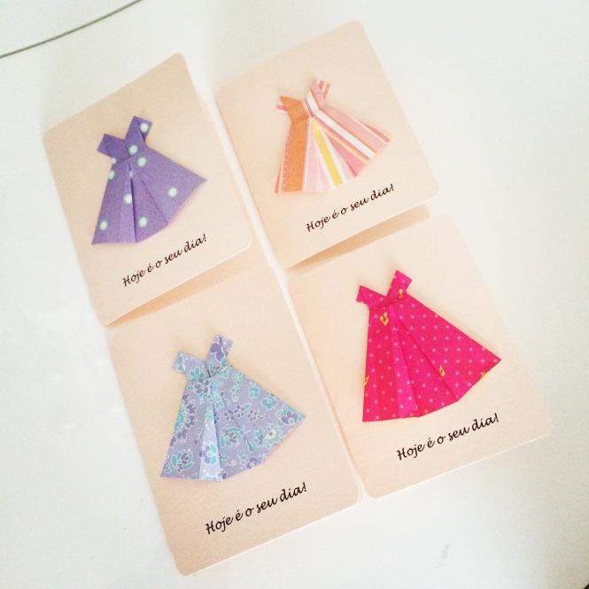 Cartão/Convite para Meninas!